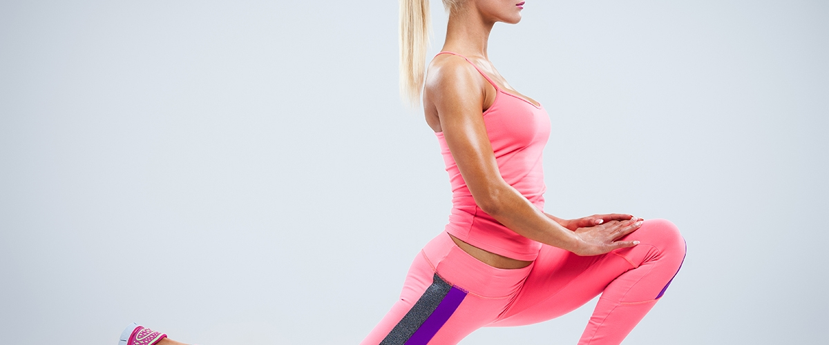 Aktives Stretching - Active Stretching