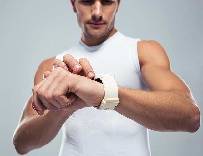 Fitnesstrends - Wearables (Watches, Fitness tracker, Pulsmesser)